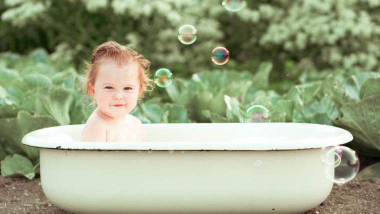 Hygiène et toilette de bébé