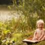 Les secrets du bain de bébé