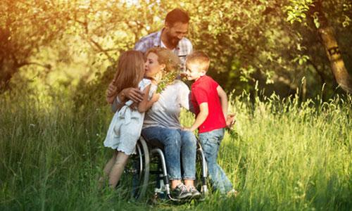 Parent et handicapé