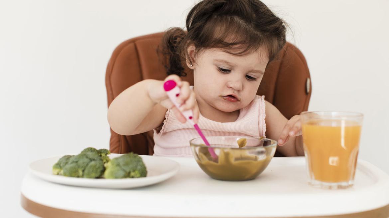 Troubles de l'oralité : bébé ne veut pas manger