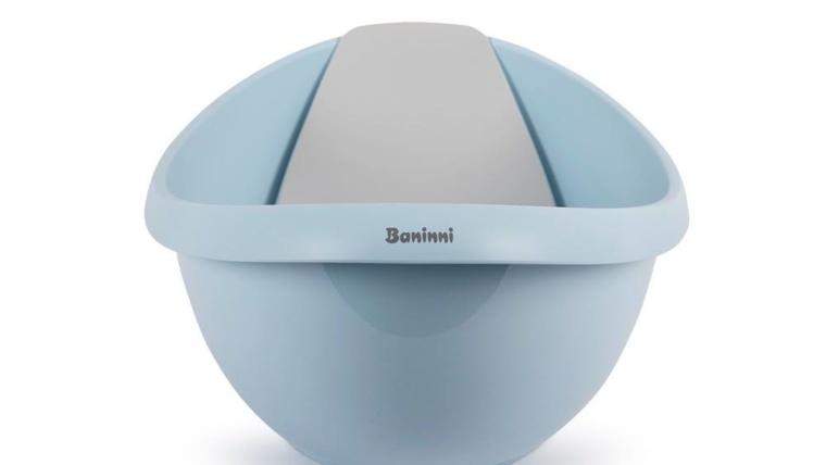 Bain de bébé compact pour nouveau-nés