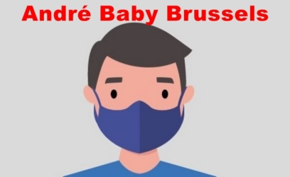 COVID-19 – INFORMATION-ANDRE BABY BRUSSELS