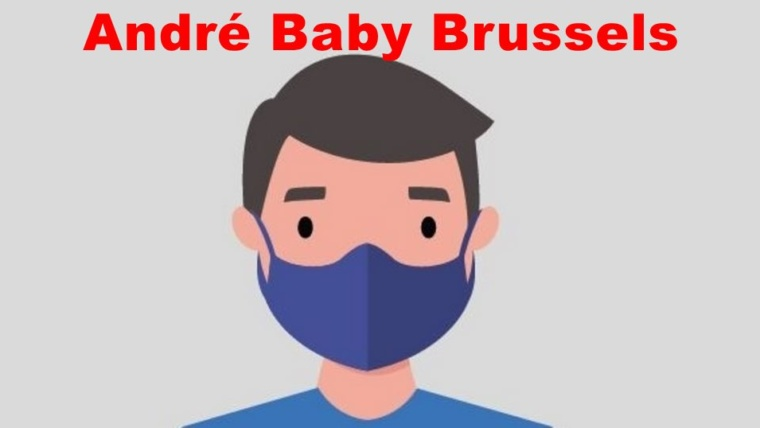 24/03/2021 – COVID-19 – INFORMATIONS-ANDRE BABY BRUSSELS
