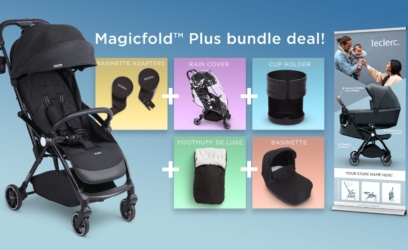 MAGICFOLD Plus bundle deal –> 749,00€  (coloris black)