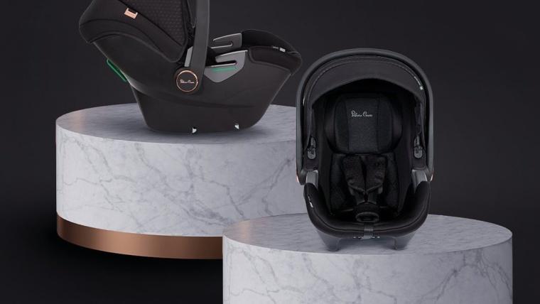 Siège auto nouveau-né Silver Cross DREAM I-SIZE  – Le plus sûrs jamais testés par ADAC (1.5)–> 249.00€.