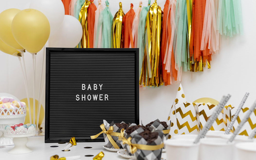 Organiser sa baby shower