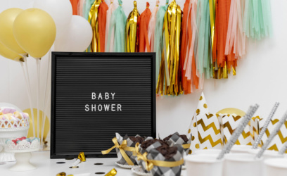 Organiser sa baby shower
