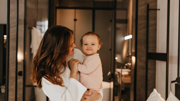 Le mamané, ou le parler bébé