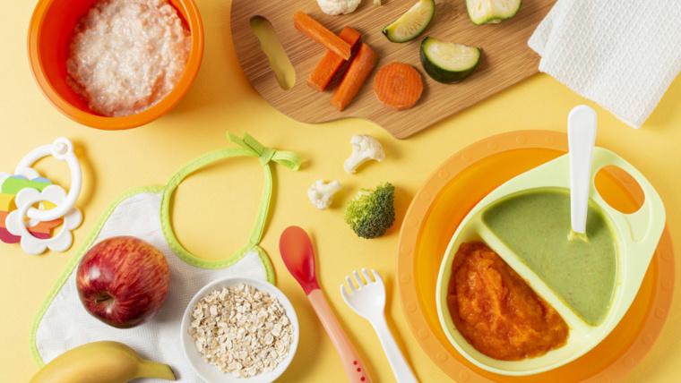 Diversification alimentaire : quels aliments pour commencer ?
